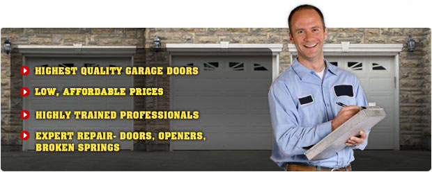 Richmond Overhead Garage Door Repair