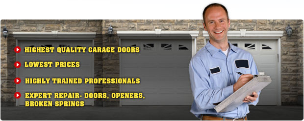 King And Queen Court House Garage Door Repair